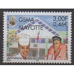 Mayotte - 2001 - No 108