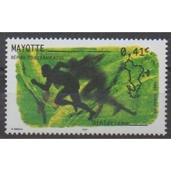 Mayotte - 2002 - No 128 - Sports divers