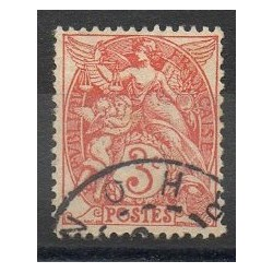 France - Varieties - 1900 - Nb 109g - Used