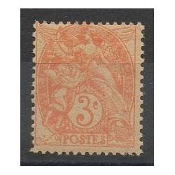 France - Variétés - 1900 - No 109e