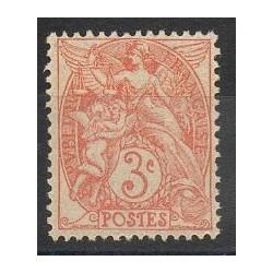 France - Variétés - 1900 - No 109f