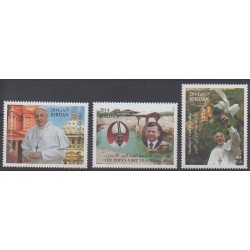 Jordan - 2014 - Nb 2009/2011 - Pope