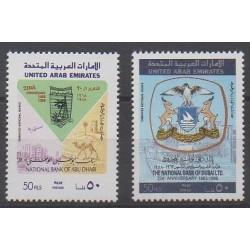 United Arab Emirates - 1988 - Nb 244/245
