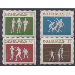 Bahamas - 1984 - No 559/562 - Jeux Olympiques d'été