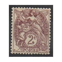France - Variétés - 1900 - No 108a