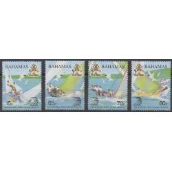 Bahamas - 2003 - No 1133/1136 - Navigation