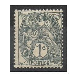 France - Variétés - 1900 - No 107b