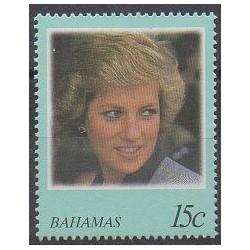 Bahamas - 1998 - Nb 946 - Royalty