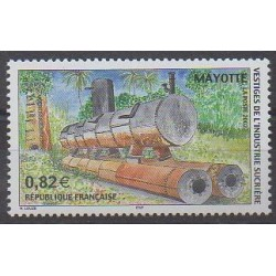 Mayotte - 2002 - Nb 133