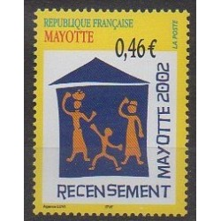 Mayotte - 2002 - Nb 132