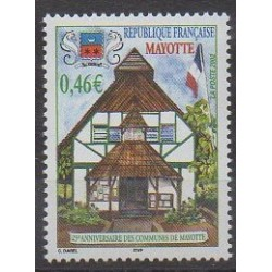 Mayotte - 2002 - Nb 131
