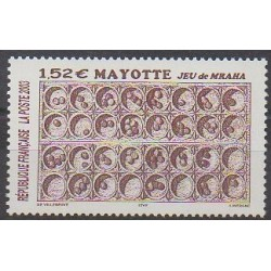 Mayotte - 2003 - Nb 145