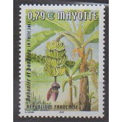 Mayotte - 2003 - Nb 141 - Fruits or vegetables