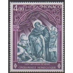 Monaco - 1975 - Nb 1005 - Health