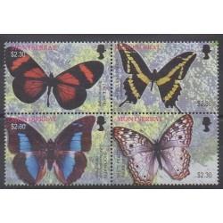 Montserrat - 2004 - No 1126/1129 - Insectes
