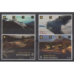 Montserrat - 1998 - No 982/985