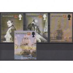 Montserrat - 2005 - Nb 1180/1183 - Napoleon