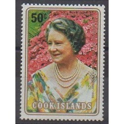 Cook (Islands) - 1980 - Nb 561 - Royalty