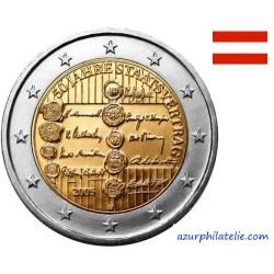 Autriche - 2005 - 50 ans du retrait des troupes alliés en Autriche (1955)