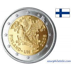 Finlande - 2005 - 60 ans de l'ONU