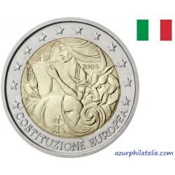 Italie - 2005 - Constitution européenne