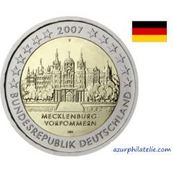 Allemagne - 2007 - Mecklenbourg