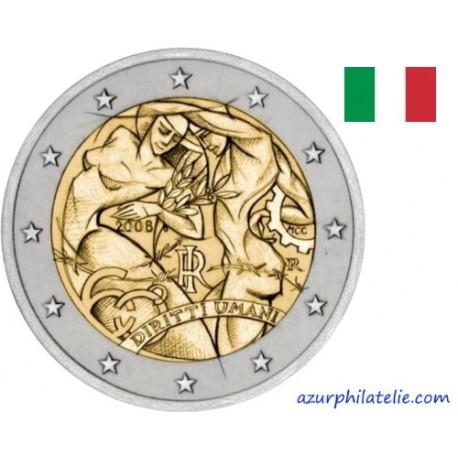 Italie - 2008 - 60 ans de la Déclaration Universelle des Droits de l'Homme