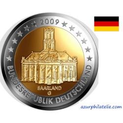 Allemagne - 2009 - Sarrebruck