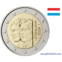 Luxembourg - 2009 - 90ème anniv. de l'accession au trône de la Duchesse Charlotte