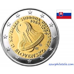 Slovaquie - 2009 - 20 ans de la Révolution de Velours