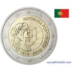 Portugal - 2010 - 100 ans de la République portugaise