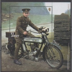 Jersey - 2018 - Nb F2328 - Motorcycles - First World War