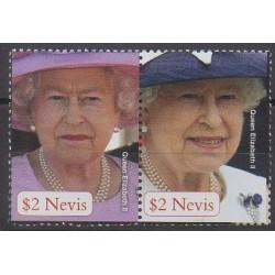 Nevis - 2011 - Nb 2244/2245 - Royalty
