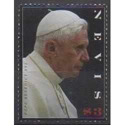 Nevis - 2011 - Nb 2234 - Pope