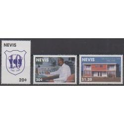 Nevis - 1998 - No 1134/1136 - Télécommunications