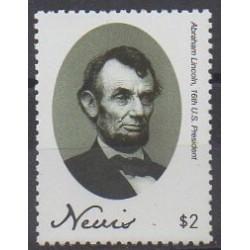Nevis - 2010 - No 2214U - Célébrités