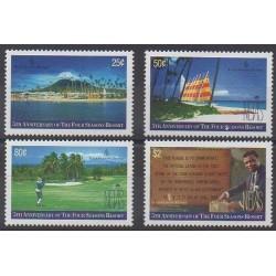 Nevis - 1995 - Nb 923/926 - Tourism