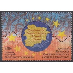 Spanish Andorra - 2019 - Nb 478 - Europe