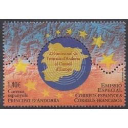 Andorre espagnol - 2019 - No 478 - Europe