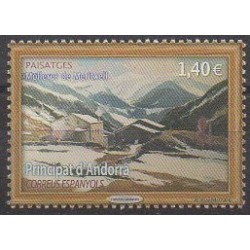 Spanish Andorra - 2019 - Nb 476 - Paintings