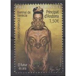Andorre espagnol - 2019 - No 475 - Art