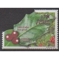 Spanish Andorra - 2019 - Nb 473 - Fruits or vegetables