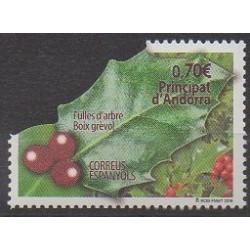 Andorre espagnol - 2019 - No 473 - Fruits ou légumes
