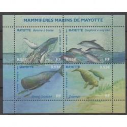 Mayotte - 2005 - Nb F173 - Mamals - Sea life