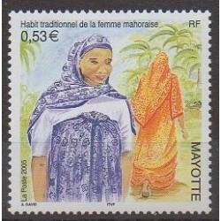 Mayotte - 2005 - Nb 171 - Costumes - Uniforms - Fashion