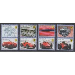 Nevis - 2010 - Nb 2135/2142 - Cars