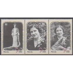 Nevis - 1990 - No 529/531 - Royauté - Principauté
