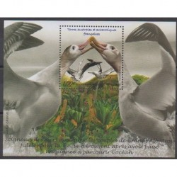 French Southern and Antarctic Lands - Blocks and sheets - 2020 - Nb F924 - Birds