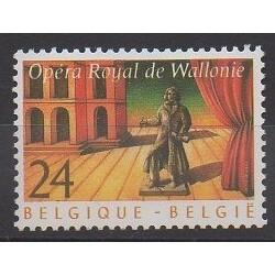 Belgium - 1987 - Nb 2253 - Music