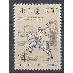 Belgium - 1990 - Nb 2351 - Postal Service